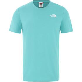 The North Face Redbox Cel Kurzarm T-Shirt Herren lagoon